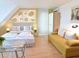 Hillside Premium Apartments, casă de vacanță din Budapesta