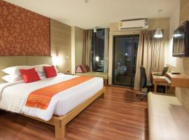 Marsi Hotel Bangkok, hotel near Mega Bangna, Bangkok