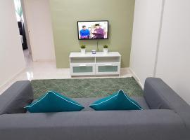 RestQube @ Putra Harmoni, Putrajaya, apartment in Putrajaya