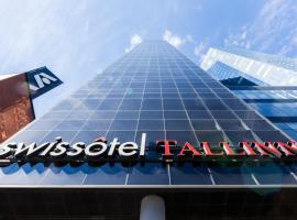 Swissotel Tallinn, hotel in Tallinn