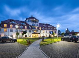 Hotel Woiński Spa – hotel w Lubniewicach