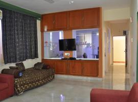 Haritha Apartments, апартаменты/квартира в городе Тирупати