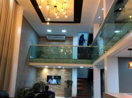Roma Hotel, hotel in Bacabal