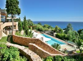 Tiara Yaktsa Côte d'Azur, hotel near Esterel Massif, Théoule-sur-Mer