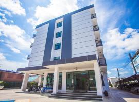 The Bed Hotel Phitsanulok, hotel near Phitsanulok Airport - PHS,
