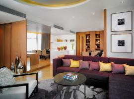 Marriott Executive Apartments Bangkok, Sukhumvit Thonglor, apartment in Bangkok