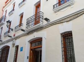 Hotel Castilla, отель в городе Касерес
