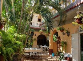 Casa Smith, bed & breakfast a Trinidad
