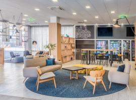 Tryp Madrid Airport Suites, apartment in Madrid