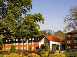 Meon Valley Hotel, Golf & Country Club, hotel in Shedfield