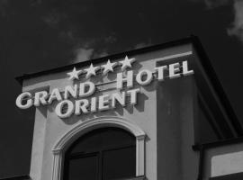 Grand Hotel Orient Braila, hotel in Brăila