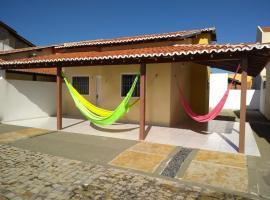 Casa de Temporada Piaui, hotel with pools in Luis Correia