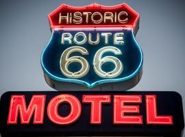 Historic Route 66 Motel, motel in Seligman