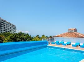 Hotel Encino, hotel en Puerto Vallarta
