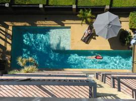 Il Mondo Boutique Hotel, hotel in Brisbane