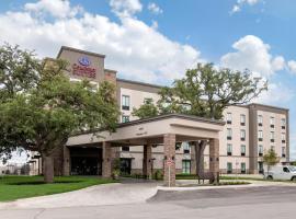 Comfort Suites - South Austin, hotel Umlauf Sculpture Garden and Museum környékén Austinban