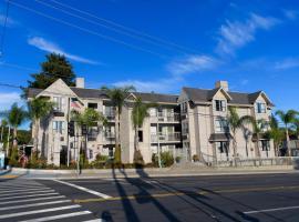 Motel Santa Cruz, hotel in Santa Cruz