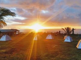 Camping Mihinoa, campground in Hanga Roa
