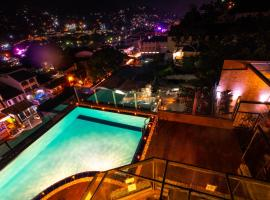 Sevana City Hotel, hotel in Kandy