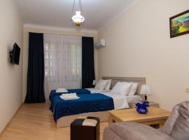 Holiday Rooms, hotel near Tbilisi Central Train Station, Tbilisi City