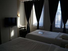Brit Hotel Du Dauphin L'Aigle、レーグルのホテル