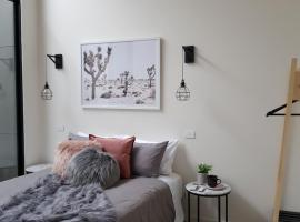 THE WAREHOUSE APARTMENTS, serviced apartment in Geelong