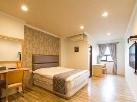 Yilan Jimmy Villa, hotel in Yilan City