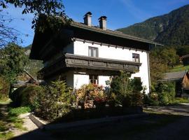 Sportpension Schober, guest house in Obertraun