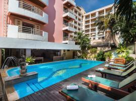 Bella Villa Metro, hotel in Pattaya North