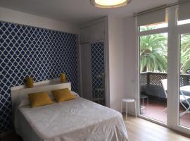Céntrico y coqueto apartamento, hotel que admite mascotas en Puerto de la Cruz