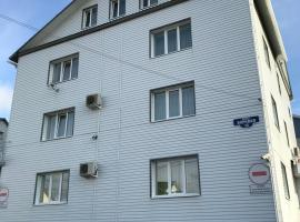 Gostinitsa Borey, hotel in Khanty-Mansiysk