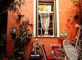 Athens Quinta, hostel in Athens