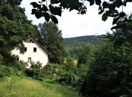 Ferienwohnung Ringbergblick, Hotel in der Nähe von: Döllberg Ski Lift, Suhl