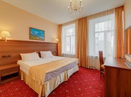 Отель Агни, отель в Санкт-Петербурге, рядом находится Музей Фаберже
