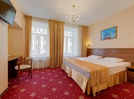 Отель Агни, отель в Санкт-Петербурге, рядом находится Музей Анны Ахматовой