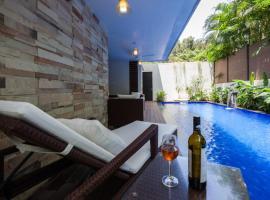 Frangipani Villa, hotel with pools in Anjuna