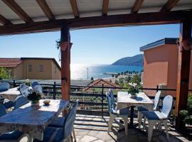 Albergo La Pineta, hotel a Marina d'Andora