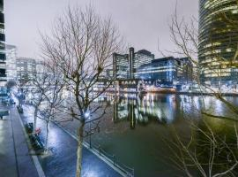 Canary Wharf - Luxury Apartments, hotel near ExCeL London, London