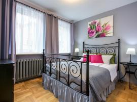 The Secret Garden Hostel, hotel conveniente a Cracovia