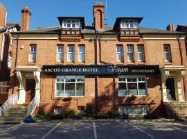 Ascot Grange Hotel - Voujon Resturant, hotel near Leeds Bradford International Airport - LBA, Leeds