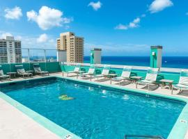 Pacific Monarch, vacation rental in Honolulu