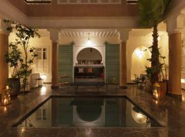 Riad Albatoul, hotel near Mouassine Museum, Marrakesh