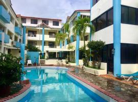 Apartment in Hotel Plaza Europa, отель в городе Сосуа