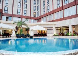 Djeuga Palace Hotel, hotel a Yaoundé