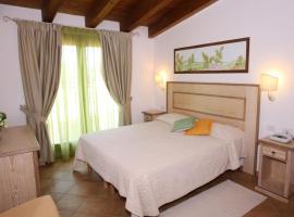 Hotel La Borgata, hotel in San Pantaleo