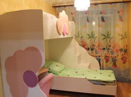 Apartment on Khabarova 7A, hotel in Velikiy Ustyug