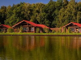 Holiday Park Zavidnoe, hotel near Bittsa MCD Station, Dubrovskiy