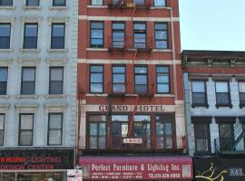 Bowery Grand Hotel, ostello a New York