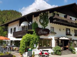 Landhaus Eickler, hotel in Baiersbronn