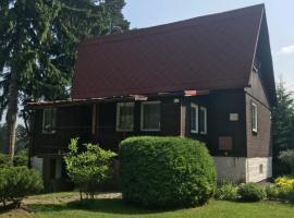 Chata Na Kamenci – hotel w pobliżu miejsca Mosty Lift A w Mostach koło Jabłonkowa